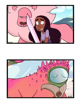 '...Steven?!' by Papayawhipped