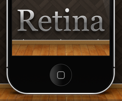 Pwrd Retina by Muscarr