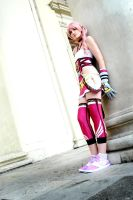 Serah - Lightning where are you by SoraPaopu