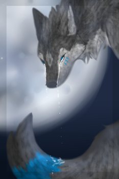 Moonlight tears by VictoriWind
