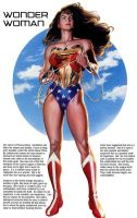 wonder woman by razr310