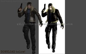 Leon Kennedy RE 3.5 (Beta) [Download Available] by xXLife-Starts-NowXx