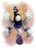 Heartless Virgo by LynxGriffin