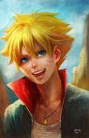 Boruto by NOPEYS
