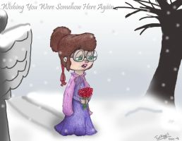 8. Wishing You Were Somehow... by Turtlegirl5