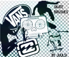 Skatebrushes by Juulsi