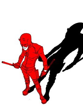 daredevil by michaelharris