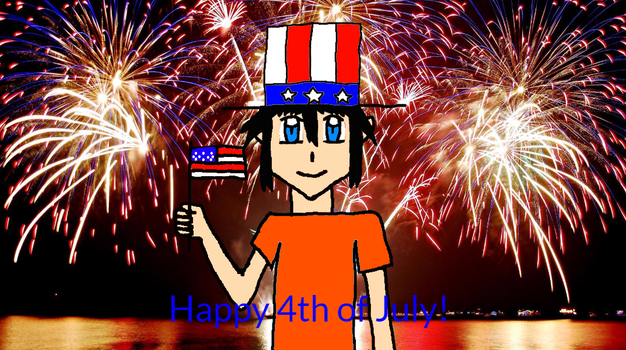 Happy 4th of July! by Willy276