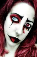 Mad Harlequin by Chuchy5