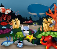 Pokemon Reef