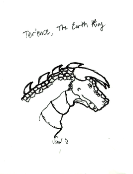 Ter'ence, The Earth King by the-scowling-cat