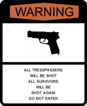 WARNING by Sarg3d110