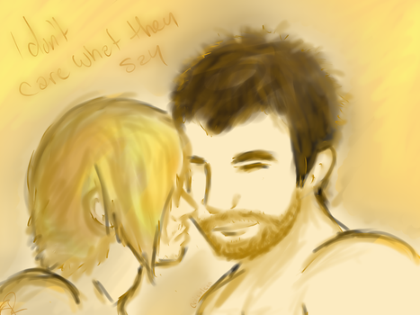 Chris and Leon by blood-covered-devil