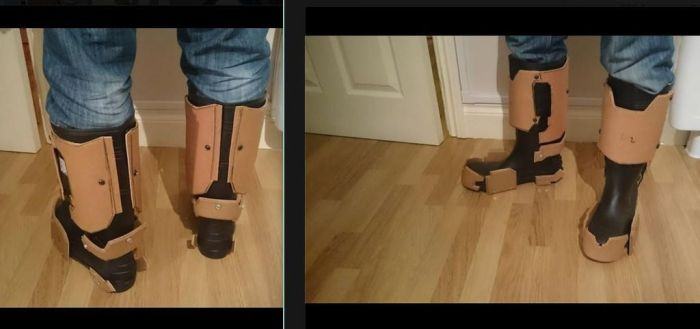DeadSpace - Boots W.I.P. by Dax79