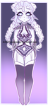Shira Darcelity {Adopt AUCTION}{CLOSED} by Scarmmetry