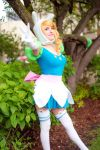 Magical Girl Fionna by Larina-Satome