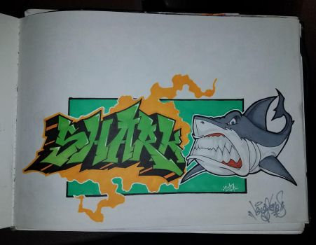Shark by bugs-one