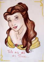 Belle by TadpoleOfDoom
