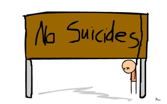 Suicides by kris-wilson