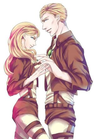 Her Manager Fem Erwin X Male Reader Au By Rukia2011 On