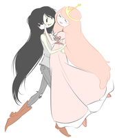 Princess + Queen by is-teh-lurvz