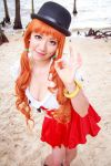 Nami's Symbol Whole Cake Island One Piece Cosplay by firecloak
