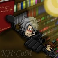 KH:Almost there-Zexion-Lexeaus by Shadowgirl89