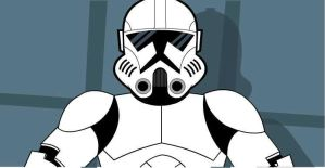 Clone Trooper - new Helmet by Komodo1138