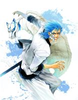 Grimmjow Jeagerjaques by Ecthelian
